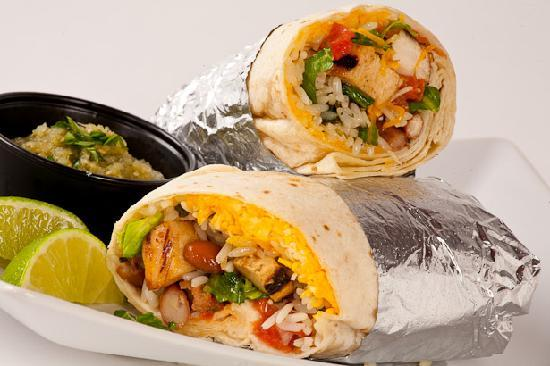 Chameleon Mexican Grill: Only healthy natural reduced sodium sea salt and herbs for flavoring