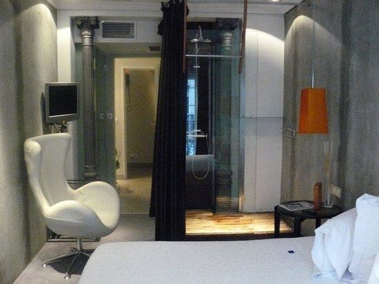 Hotel Abalú: our room