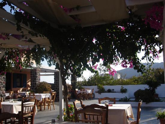 Anemomilos Villa: restaurante