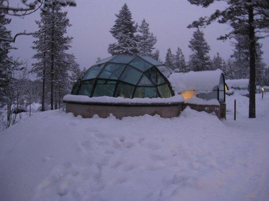 Kakslauttanen Arctic Resort: Cabin