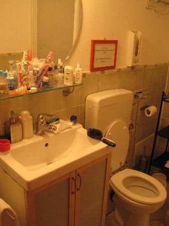 B&B El Dorado: The bathroom