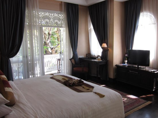 Ping Nakara Boutique Hotel & Spa: Guest Room
