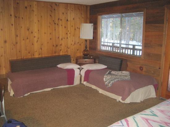 Tamarack Motor Lodge: Day Beds