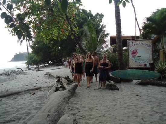 Samara Beach: fun times