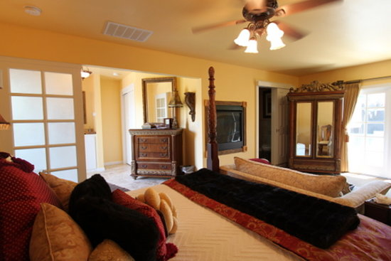 Honor Mansion, A Wine Country Resort: Vineyard Suite II