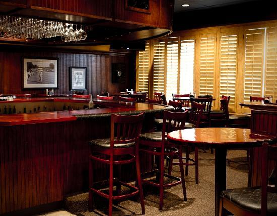 Cardigan's: Inviting Bar Area