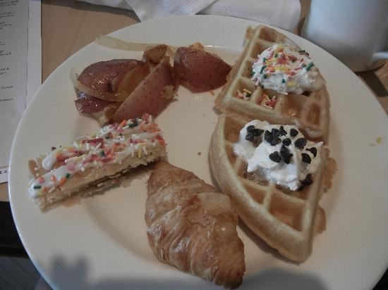 Hilton Orlando Bonnet Creek: Buffet Breakfast