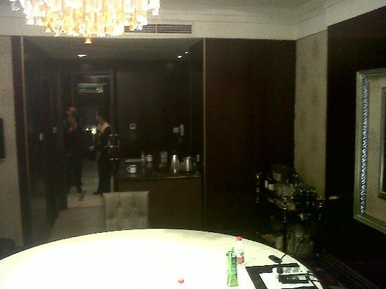 Yuntianlou Milan International Hotel : vip room