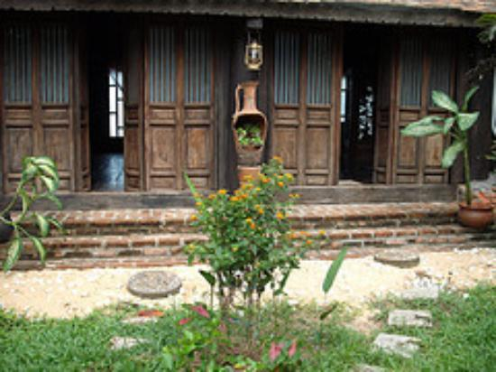 Mai Spa & Resort: front of the cottage