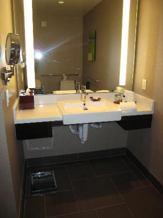 Bathroom Sink View Picture Of Vdara Hotel Amp Spa Las