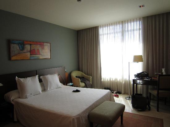 Gran Hotel Torre Catalunya: room for two