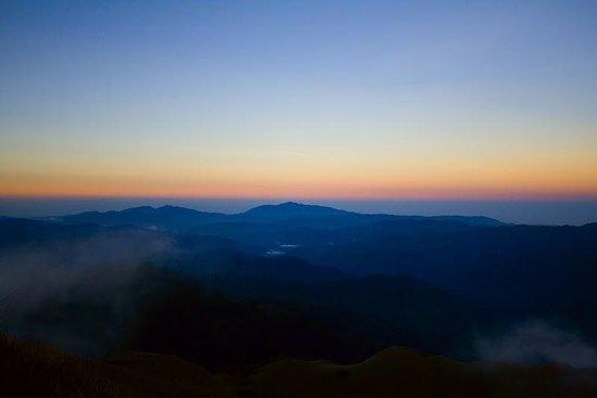 Mt. Pulag National Park: Sunrise