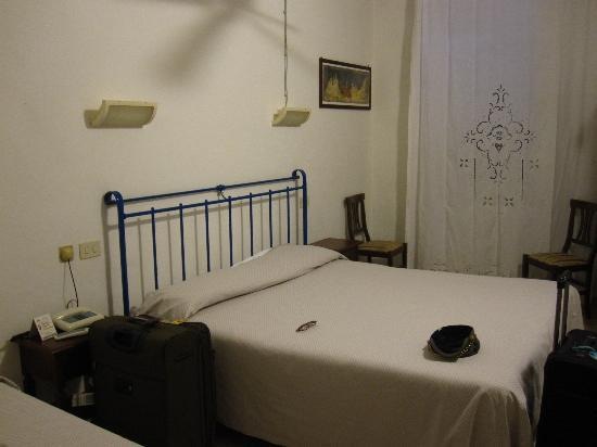 Albergo Cannon d'Oro: Our twin room