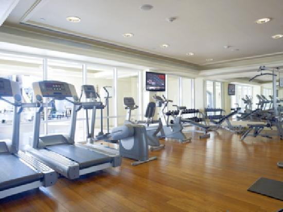 Indochine Palace: State-of-the-art fitness center