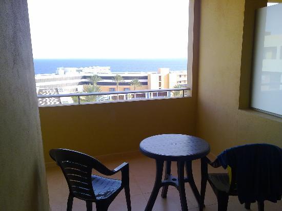 Iberostar Fuerteventura Park: Terraza habitación