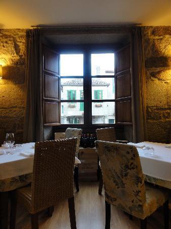 Restaurante Eirado Da Lena: interior