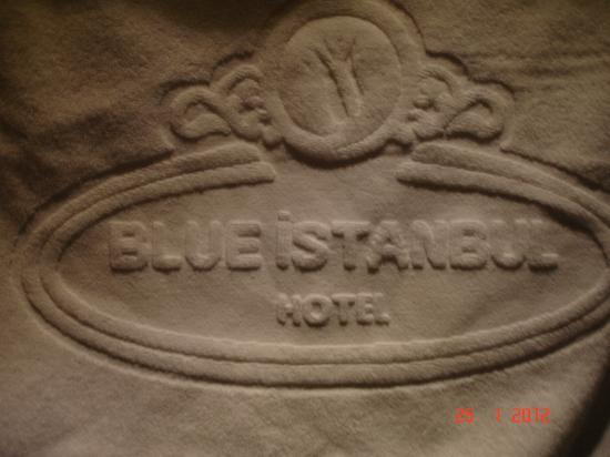 Blue Istanbul Hotel: soft towels