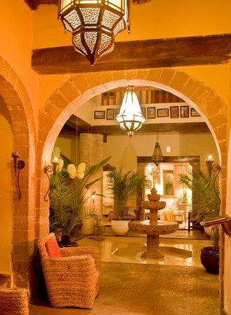 Les Terrasses d'Essaouira: Hall d'accueil