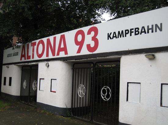 Adolf-Jäger-Kampfbahn