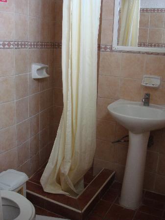 Hotel Horizontes Pullman: il bagno