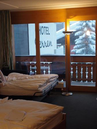 Hotel Perren : Room