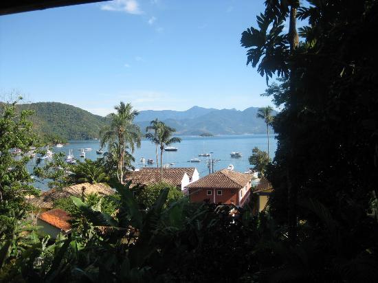 Pousada Tagomago Beach Lodge: Schöne Aussicht