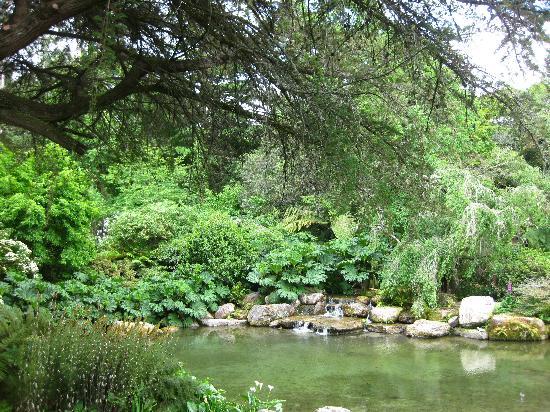 Huka Lodge: Landscape
