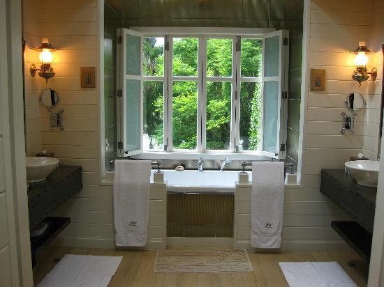 Huka Lodge: Garden