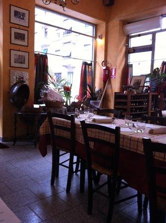 Osteria La Cena Coi Fiocchi - Cucina Viva