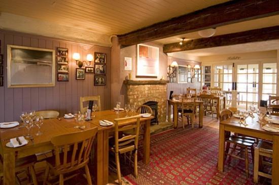 Inn & Brasserie at Childswickham: Dining Room