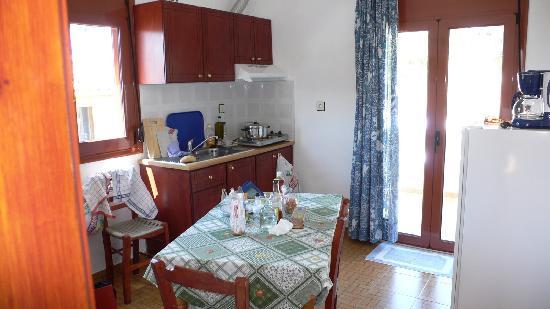 The Village Apartments : Koekken