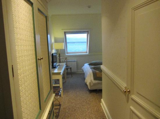 Hotel Costaustralis: Blick vom Eingang