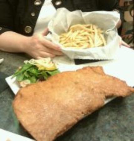 Newton's Paradise Cafe: Pork Loin