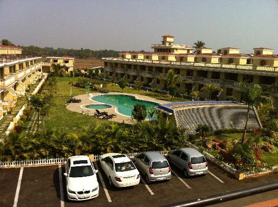 โจคอน บีช รีสอร์ท: View from the Villa