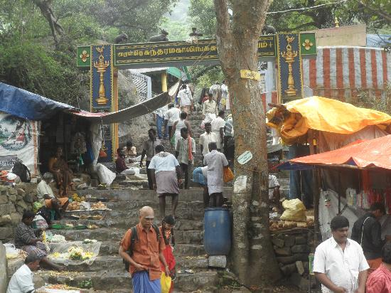Tamil Nadu, Indien: chathuragiri.siva.tempil