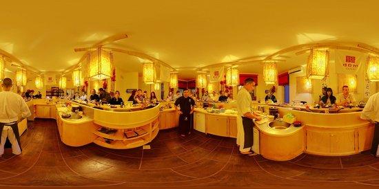 inside a super casino