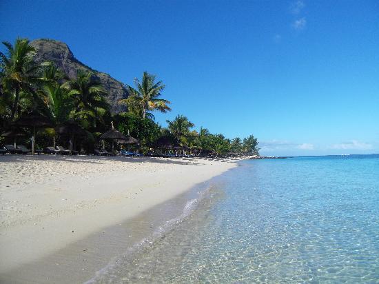 Paradis Beachcomber Golf Resort & Spa: Spiaggia del Paradis