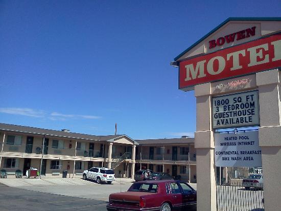 بوين موتل: Hotel 1