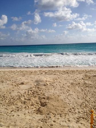 Club Regina Cancun : on the beach