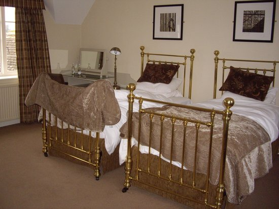 Leeds Castle Stable Courtyard Bed & Breakfast: Twin Bedroom