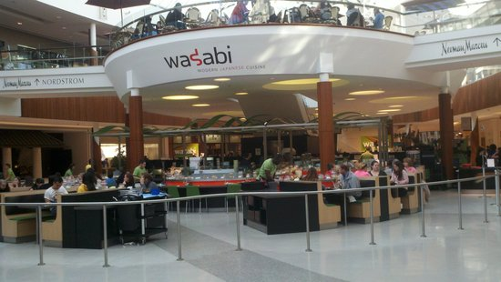 Interesting Sushi Bar In Natick Mall Review Of Wasabi Ma Tripadvisor