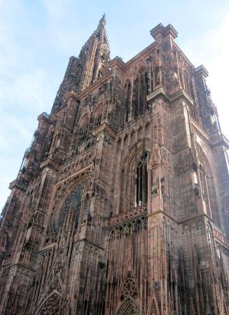 Καθεδρικός Ναός της Παναγίας του Στρασβούργου: ...