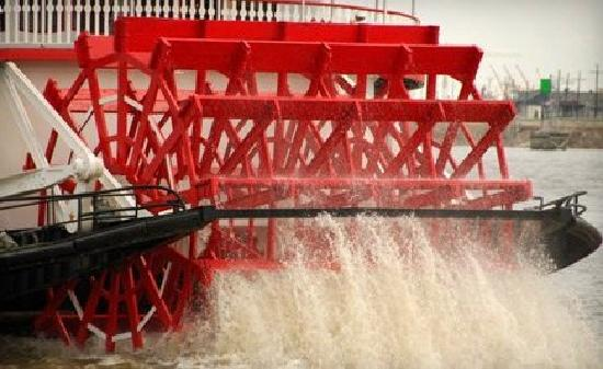 Knoxville, TN: paddlewheel