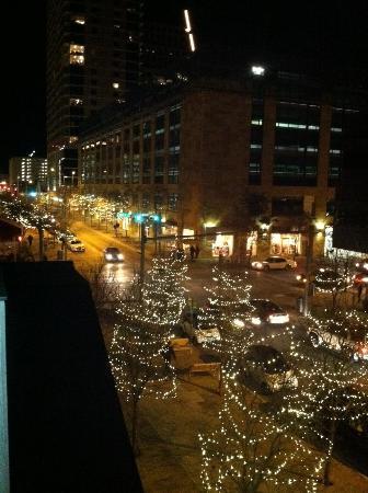 Austin City Limits Live: Street view from Austin City Limits