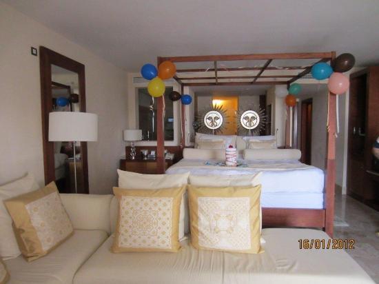 Excellence Playa Mujeres: Standard junior suite