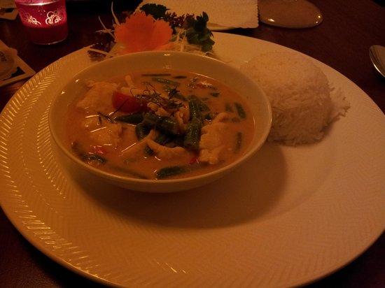 Sarod's Thai Restaurant: Amazing Paneng