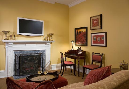 Rittenhouse 1715, A Boutique Hotel: Our Suites
