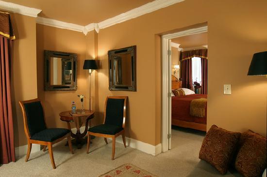 Rittenhouse 1715, A Boutique Hotel: Junior Suite