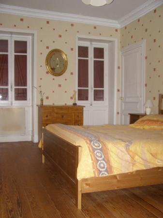 Les Battees : A double room
