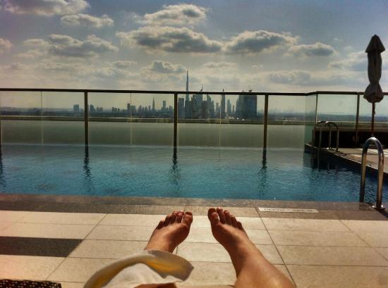فندق بارك ريجس كريس كن: From the rooftop
